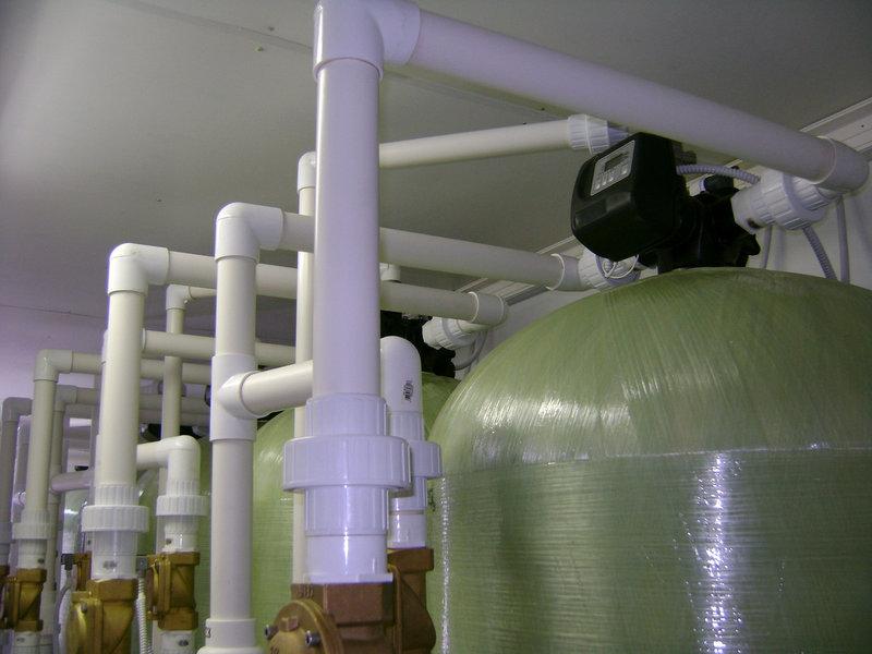Установка для умягчения воды ВодИнТех-Ф (И) 2,2 м3/ч