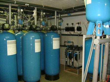 Установка для умягчения воды ВодИнТех-Ф (И) 4 м3/ч