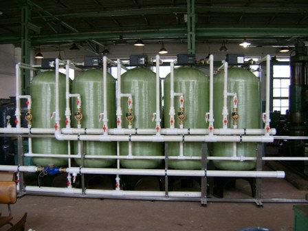 Установка для умягчения воды ВодИнТех-Ф (И) 10 м3/ч