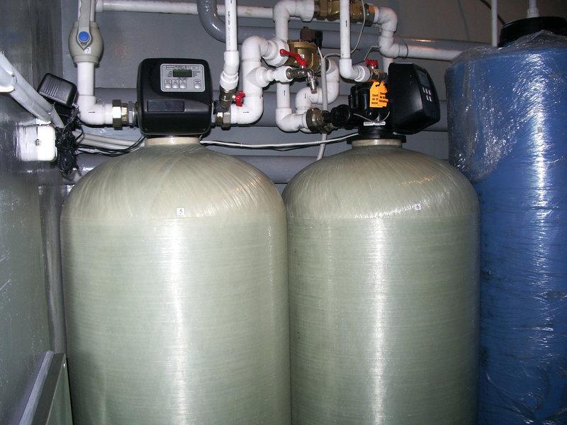 Cорбционный фильтр для очистки воды ВодИнТех-Ф (С) 1,3 м3/ч