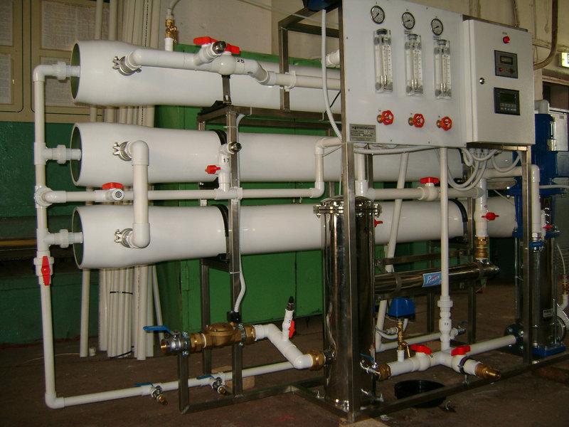 Ультрафильтрационная установка ВодИнТех-М (У) 1000 л/ч