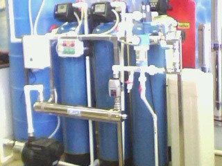 Установка для умягчения воды ВодИнТех-Ф (И) 1 м3/ч