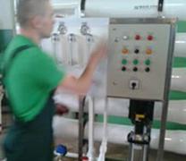 Модернизация систем очистки воды