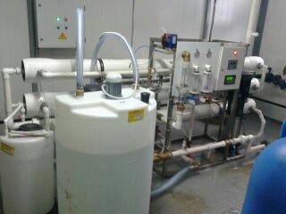 Установка мембранная для очистки воды ВодИнТех