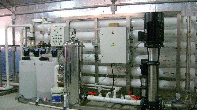 Ультрафильтрационная установка ВодИнТех-М (У) 500 л/ч