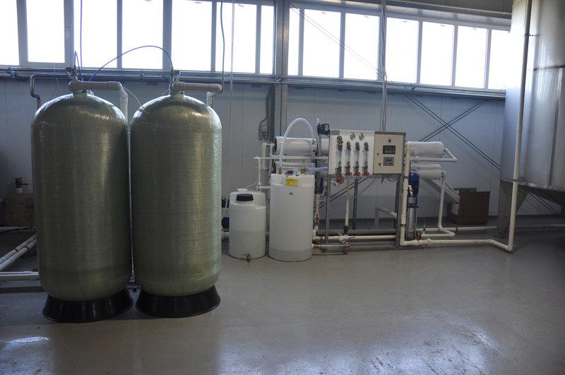 Обратноосмотическая установка ВодИнТех-М (Н, О) 250 л/ч