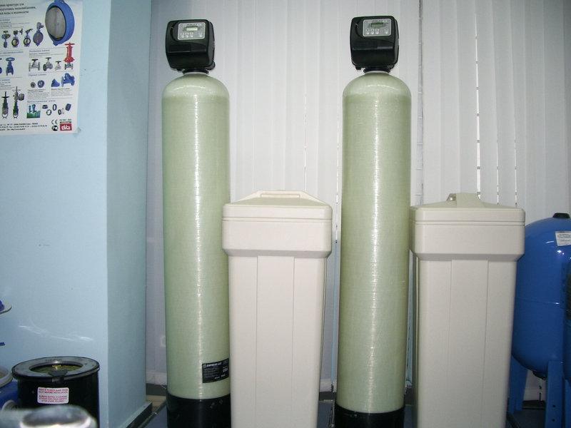 Установка для умягчения воды ВодИнТех-Ф (И) 0,8 м3/ч