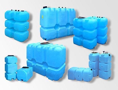 Бак для воды, пластиковые баки