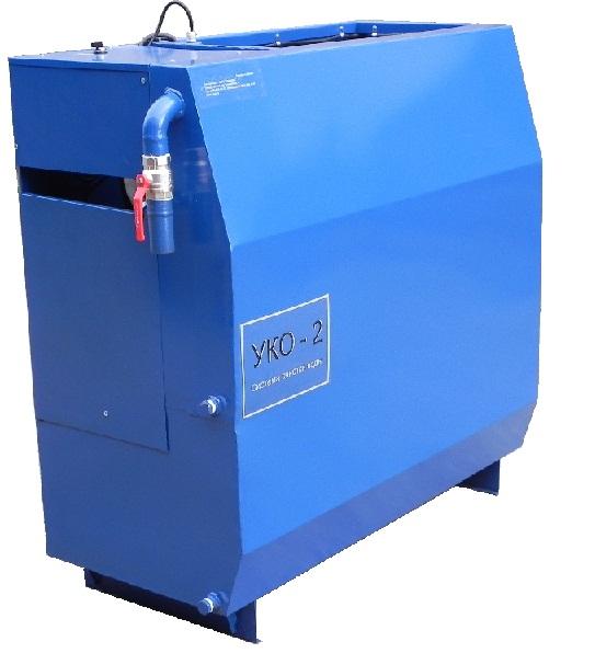 УКО-2М автомат Очистное сооружение для моек легковых автомобилей (3 поста)
